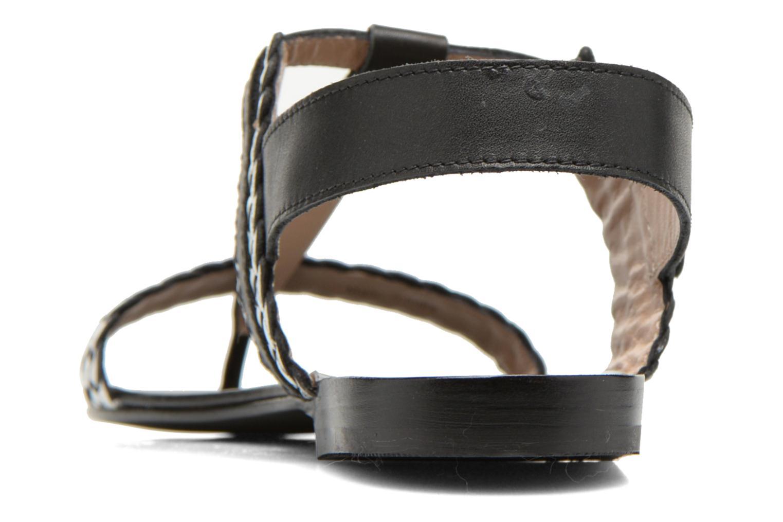 Sandales et nu-pieds COSMOPARIS Laya/tre Multicolore vue droite