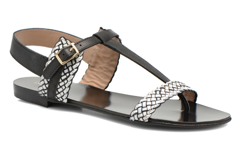Sandales et nu-pieds COSMOPARIS Laya/tre Multicolore vue détail/paire