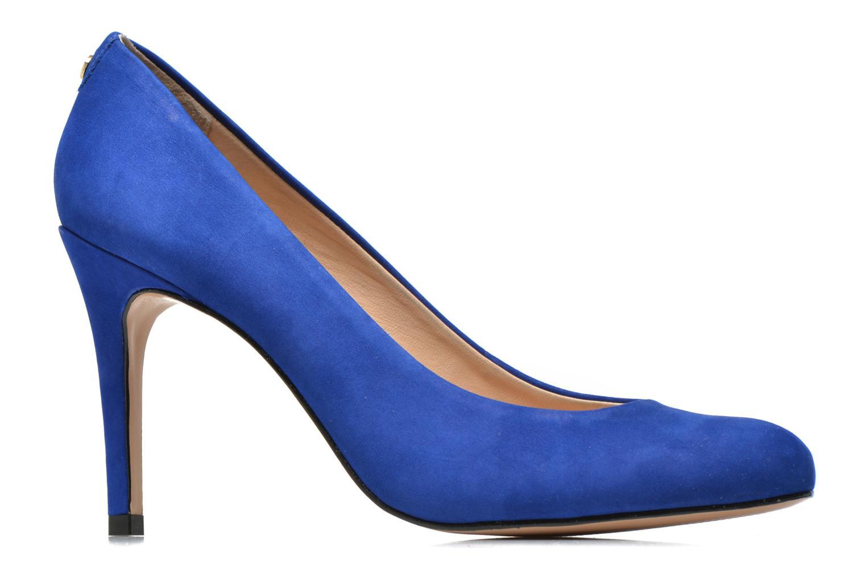 High heels COSMOPARIS Jelissa nub Blue back view