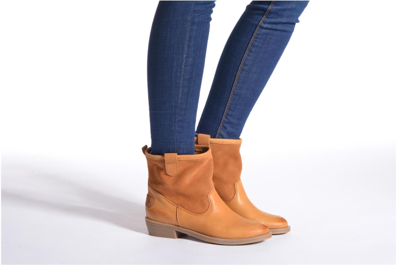 Bottines et boots Coolway natalia Marron vue bas / vue portée sac