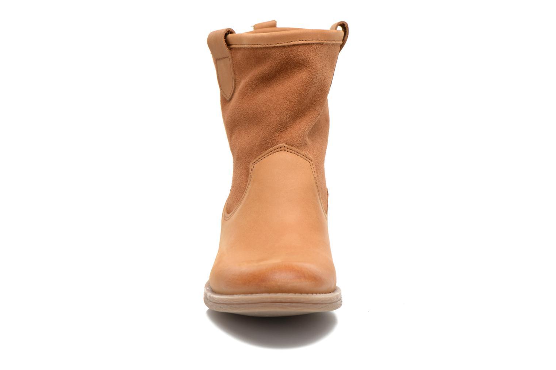 Bottines et boots Coolway natalia Marron vue portées chaussures