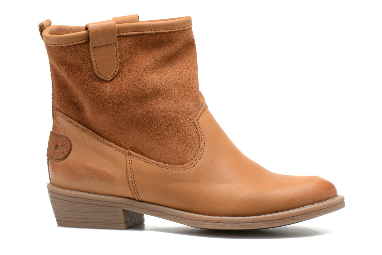 Bottines et boots Coolway natalia Marron vue derrière
