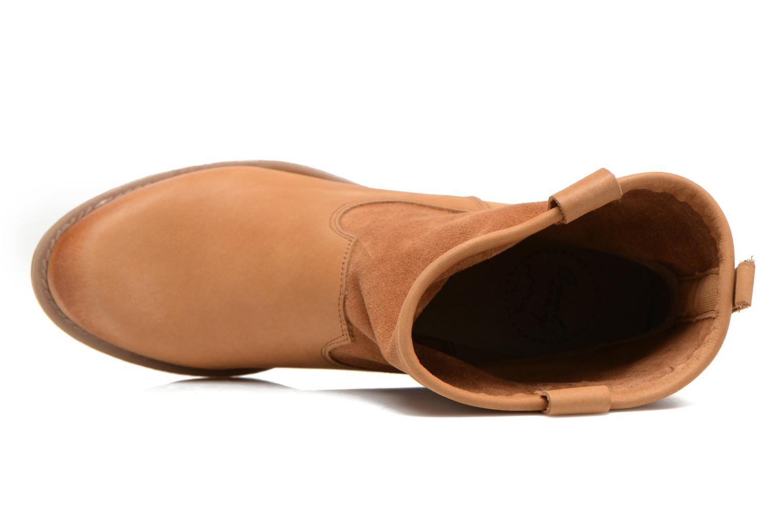 Bottines et boots Coolway natalia Marron vue gauche