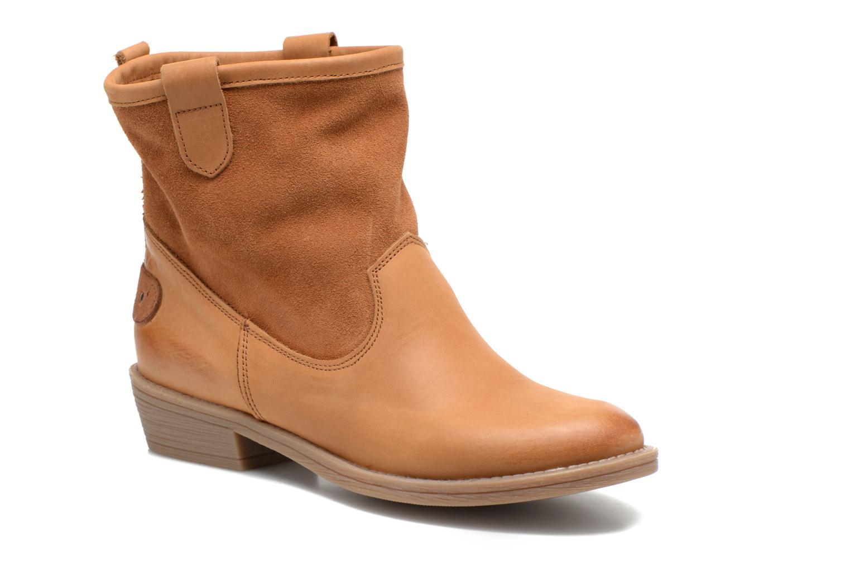 Bottines et boots Coolway natalia Marron vue détail/paire