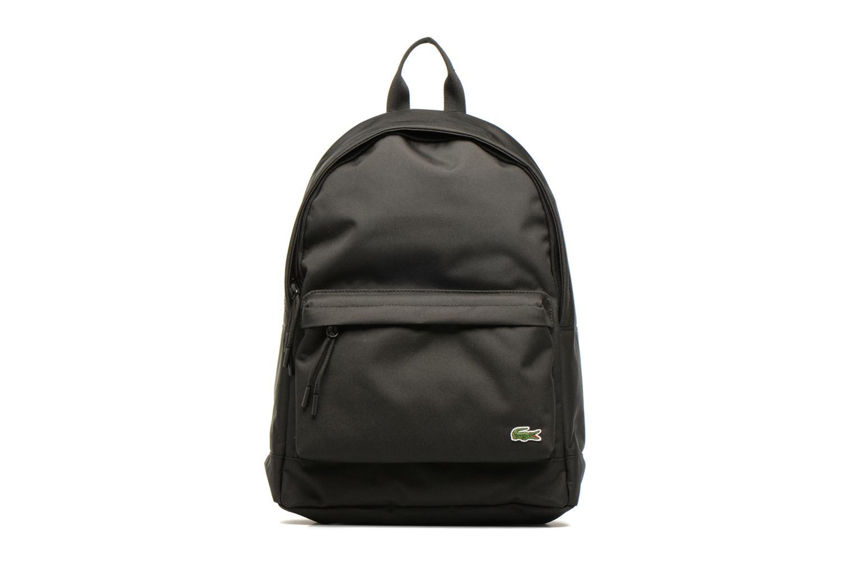 Sacs à dos Lacoste NEOCROC Backpack Noir vue détail/paire