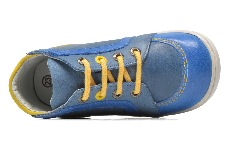 Bottines et boots Kickers Gurgle Bleu vue gauche