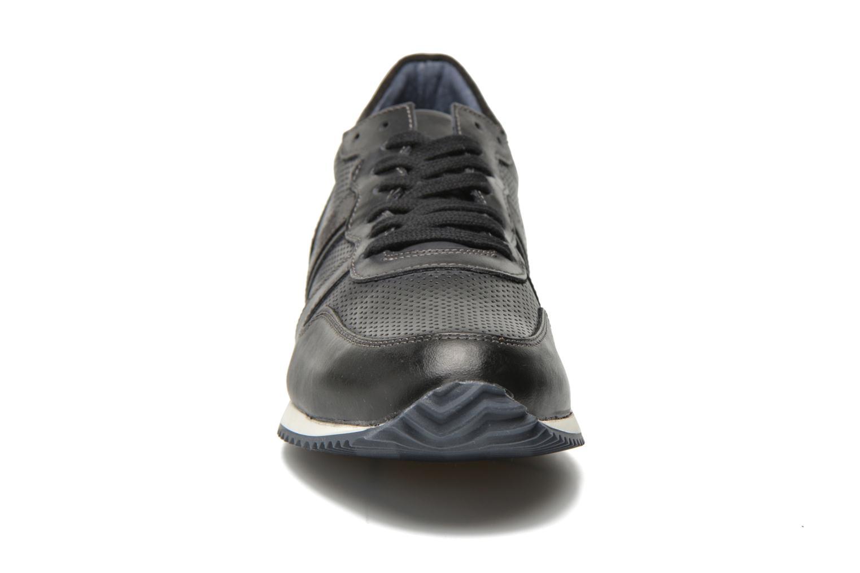 Baskets Marvin&Co Nitry Noir vue portées chaussures