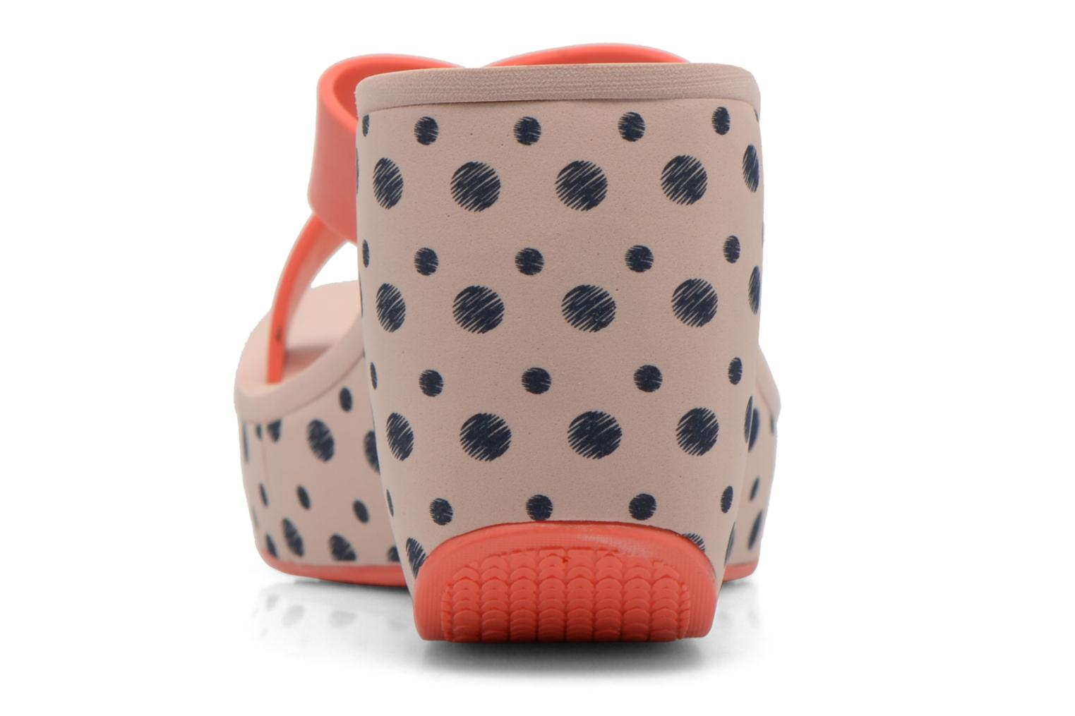 Mules & clogs Ipanema Lipstick Straps II Pink view from the right