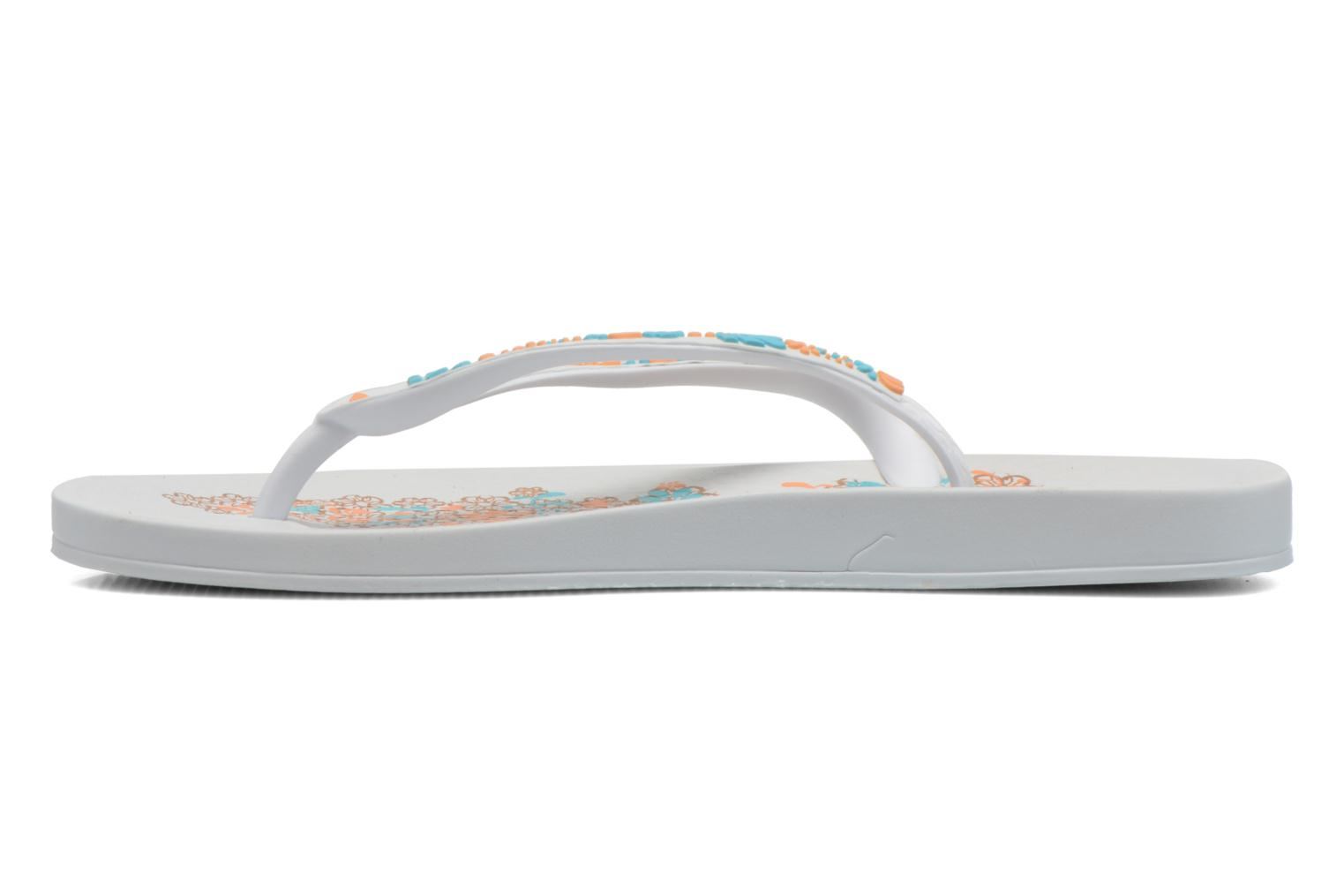 Tongs Ipanema Anatomic Lovely II Blanc vue face