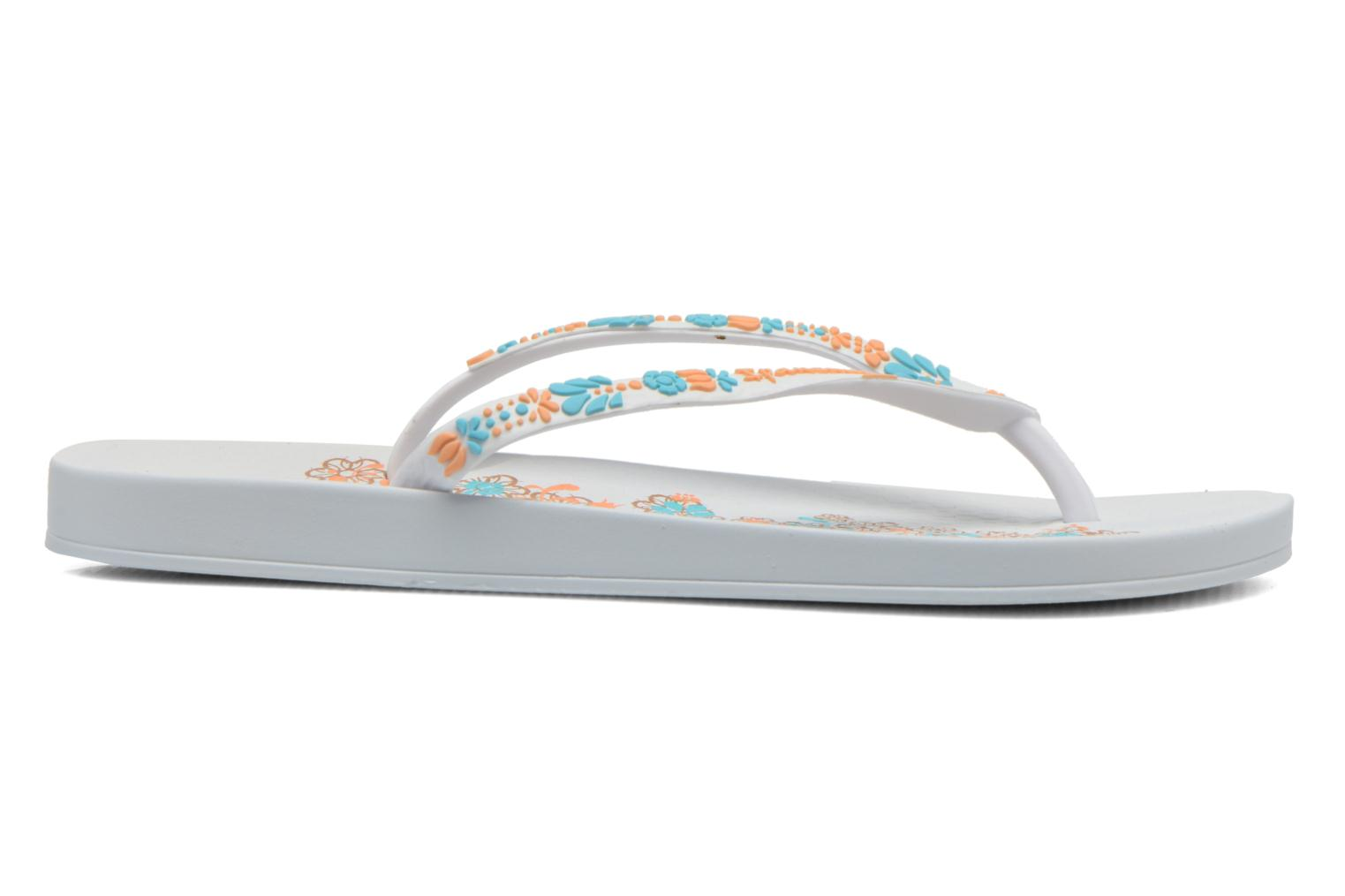 Tongs Ipanema Anatomic Lovely II Blanc vue derrière