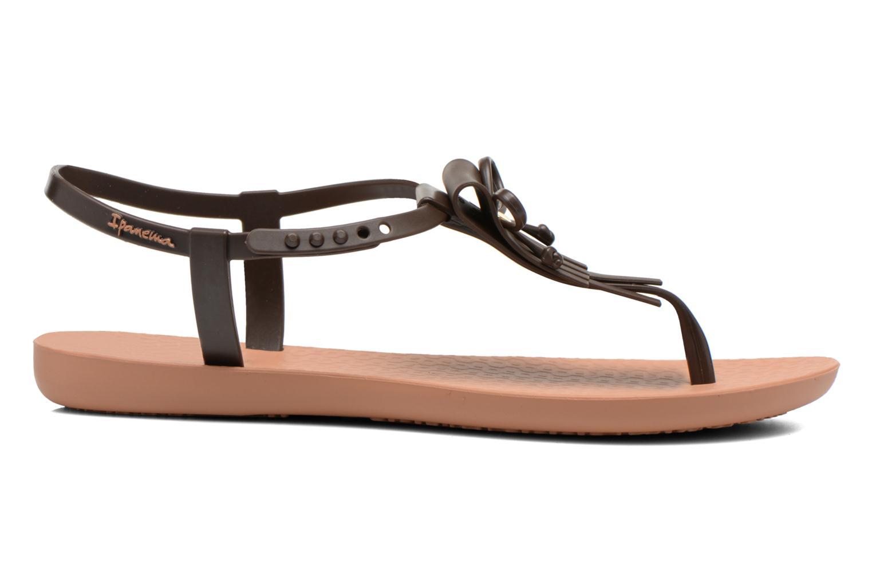 Sandales et nu-pieds Ipanema Charm Marron vue derrière