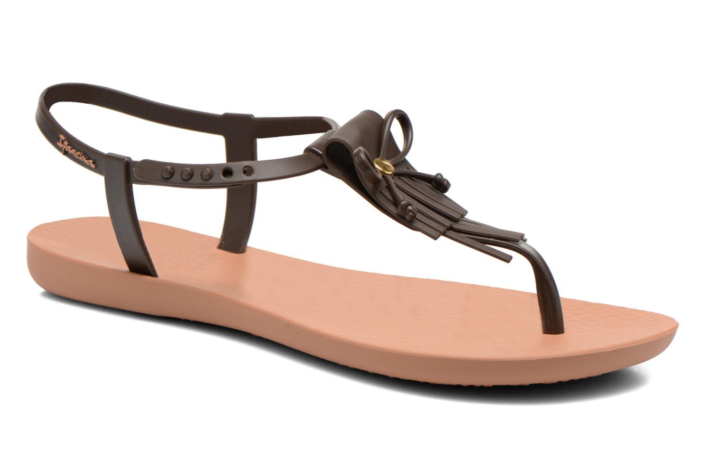 Sandales et nu-pieds Ipanema Charm Marron vue détail/paire
