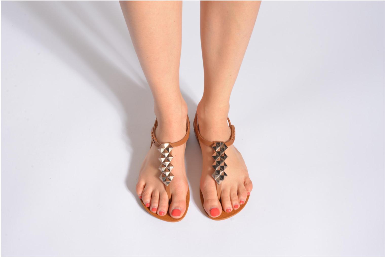 Sandales et nu-pieds Ipanema Charm III Sandal Noir vue bas / vue portée sac