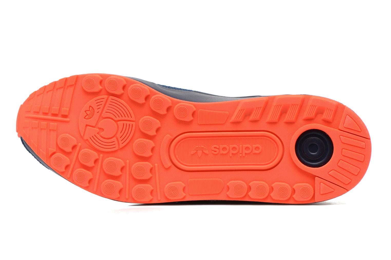 Sneaker Adidas Originals Zx Flux Adv Asym blau ansicht von oben