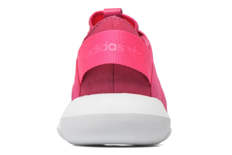 Deportivas Adidas Originals Tubular Viral W Rosa vista lateral derecha