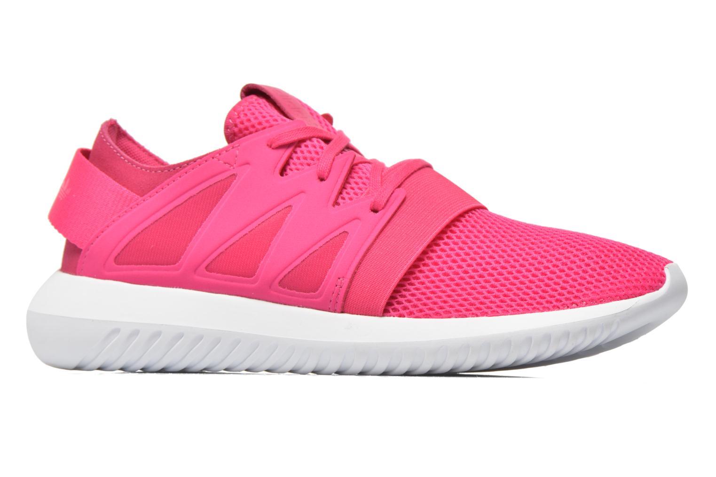 Trainers Adidas Originals Tubular Viral W Pink back view