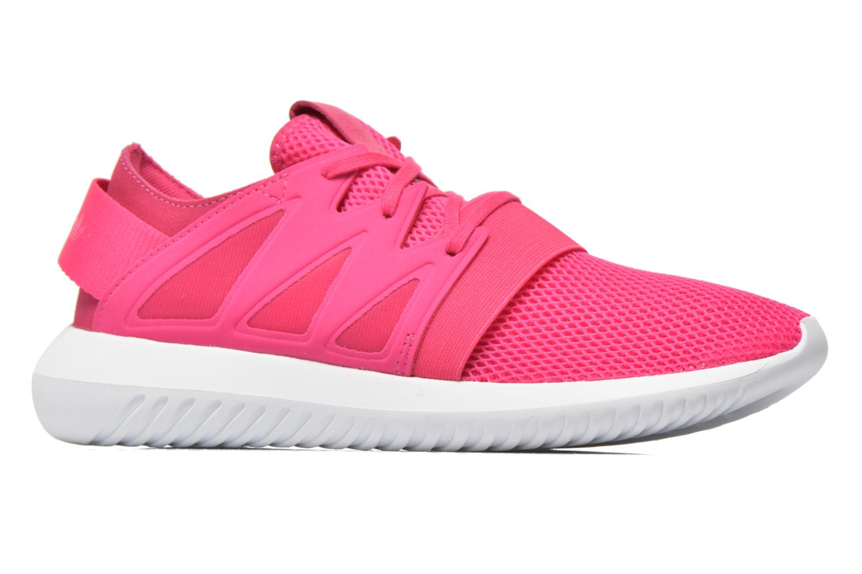 Deportivas Adidas Originals Tubular Viral W Rosa vistra trasera