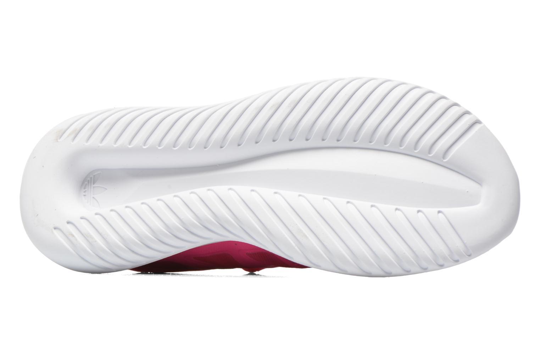 Baskets Adidas Originals Tubular Viral W Rose vue haut