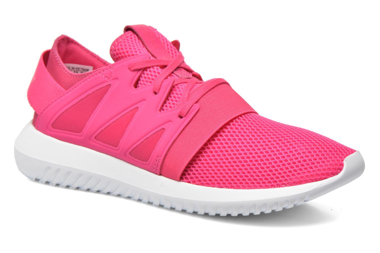 Baskets Adidas Originals Tubular Viral W Rose vue détail/paire