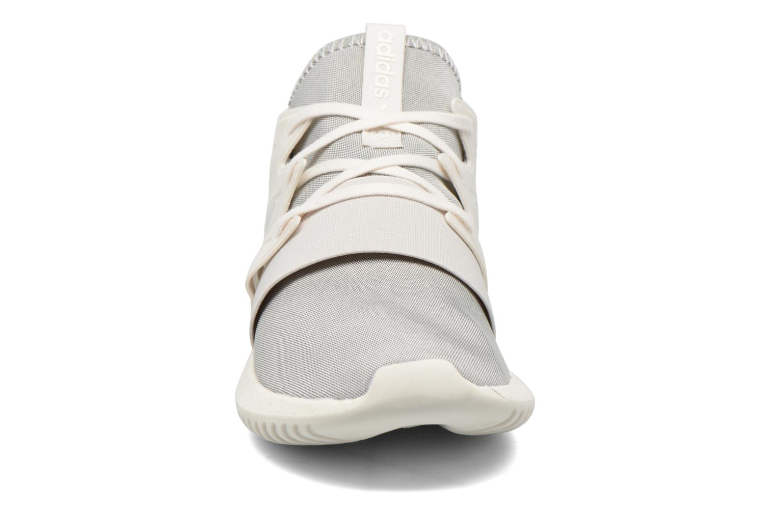 Trainers Adidas Originals Tubular Viral W White model view