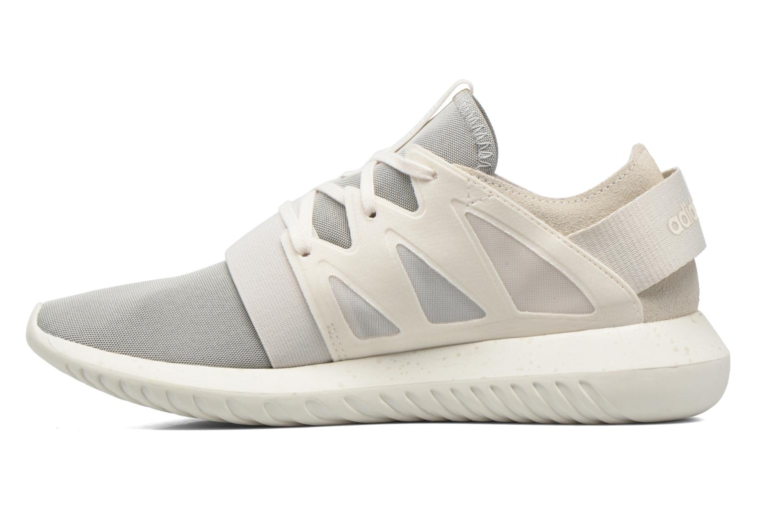 Trainers Adidas Originals Tubular Viral W White front view