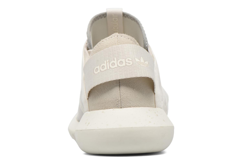 Deportivas Adidas Originals Tubular Viral W Blanco vista lateral derecha