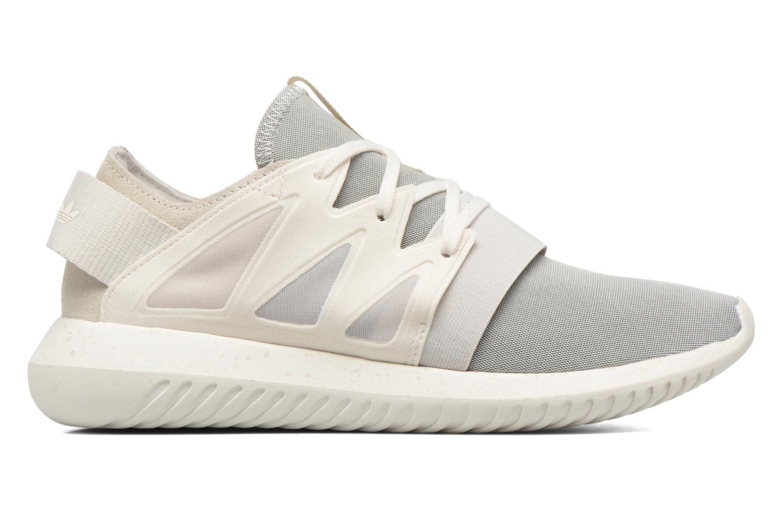 Trainers Adidas Originals Tubular Viral W White back view