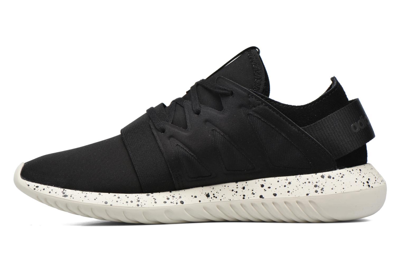 Baskets Adidas Originals Tubular Viral W Noir vue face