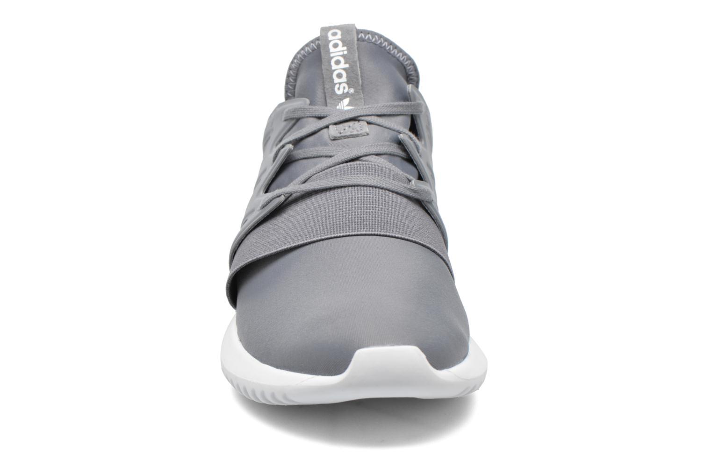 Trainers Adidas Originals Tubular Viral W Grey model view