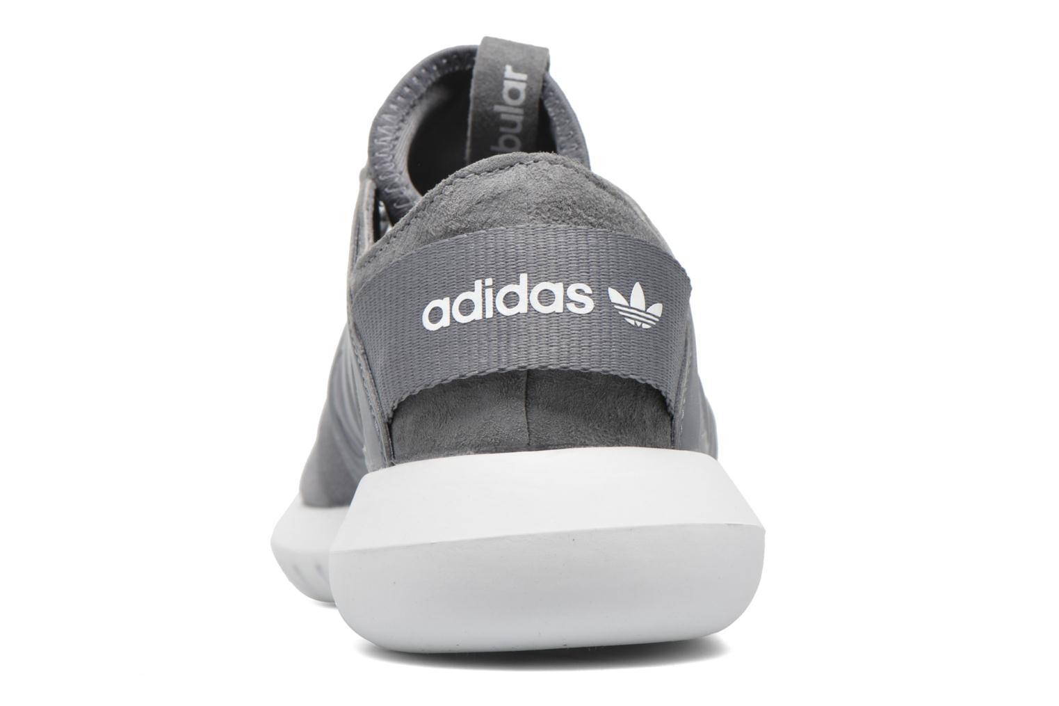 Trainers Adidas Originals Tubular Viral W Grey view from the right