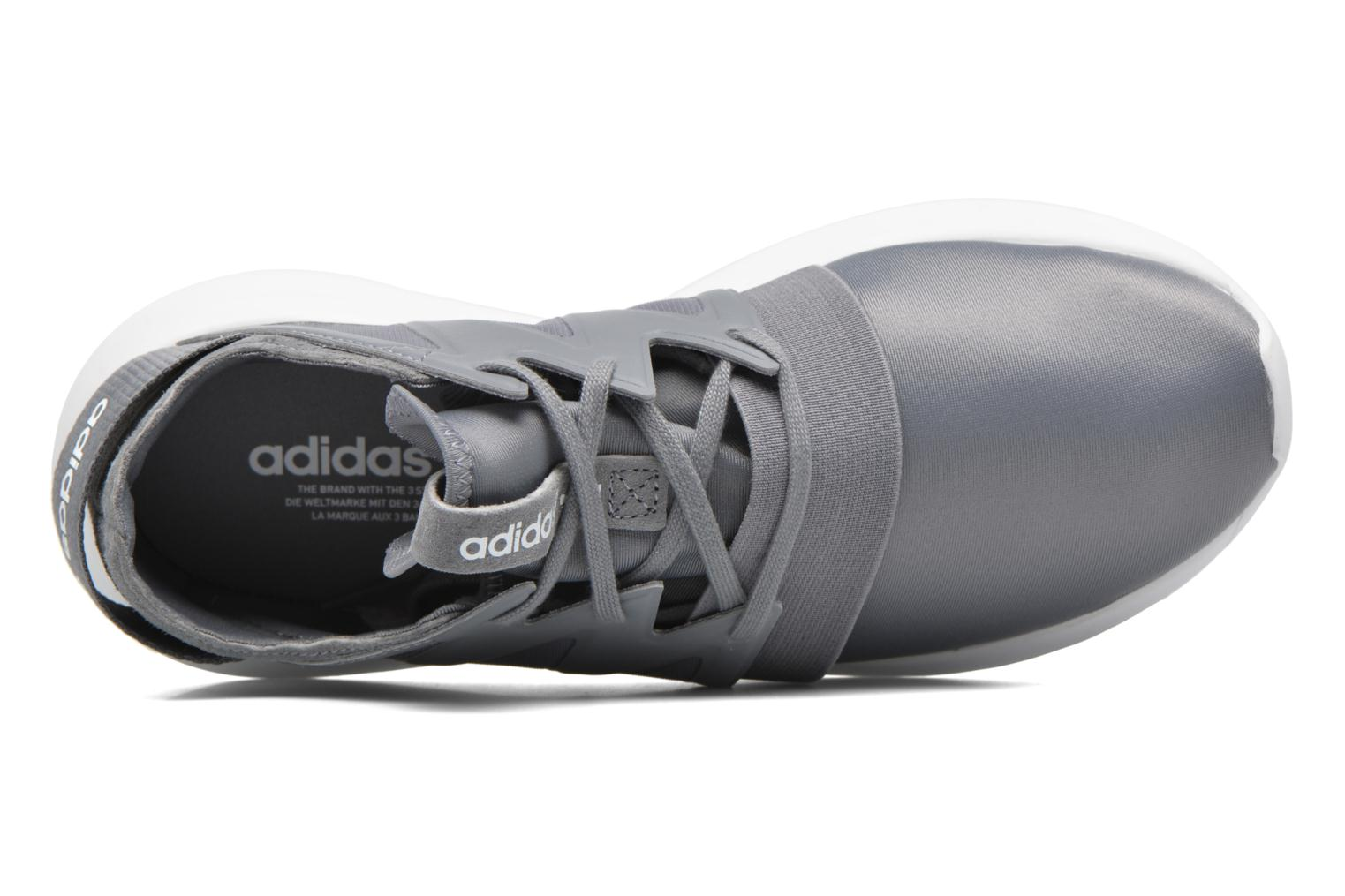 Trainers Adidas Originals Tubular Viral W Grey view from the left