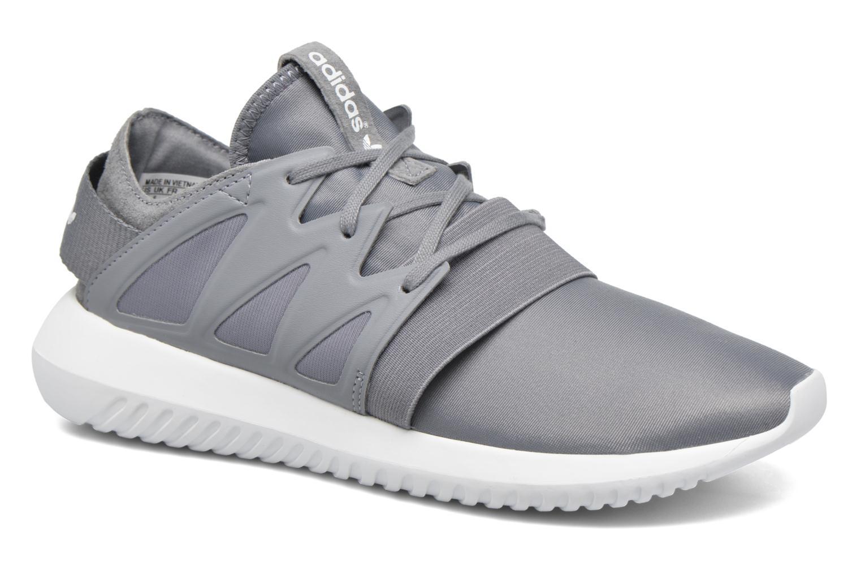 Trainers Adidas Originals Tubular Viral W Grey detailed view/ Pair view