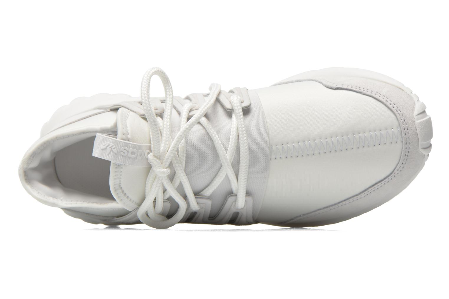 Trainers Adidas Originals Tubular Radial White view from the left