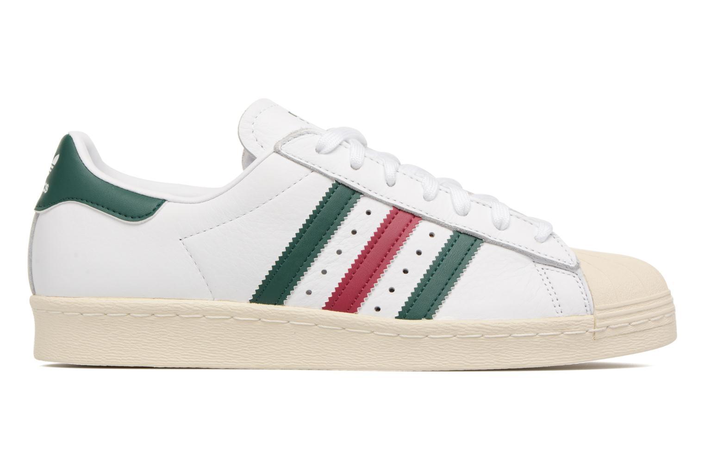 Baskets Adidas Originals Superstar 80S Blanc vue derrière