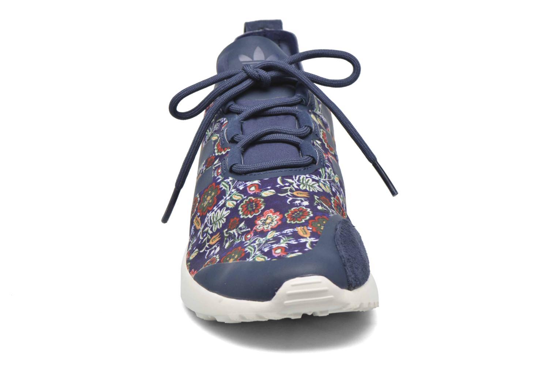 Trainers Adidas Originals Zx Flux Adv Verve W Multicolor model view