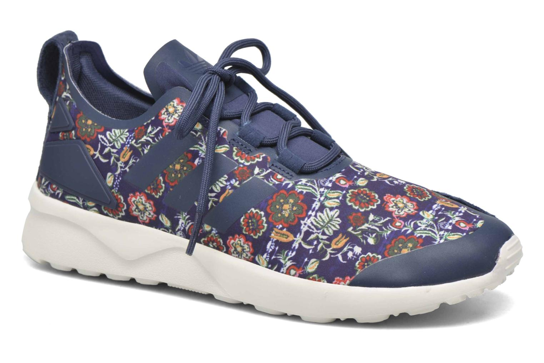 Trainers Adidas Originals Zx Flux Adv Verve W Multicolor detailed view/ Pair view