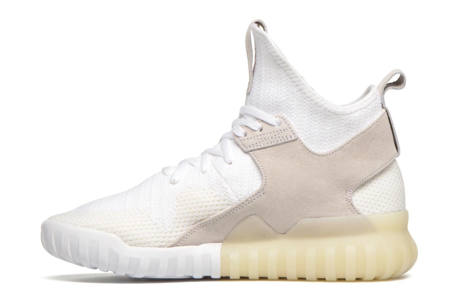Baskets Adidas Originals Tubular X Pk Blanc vue face