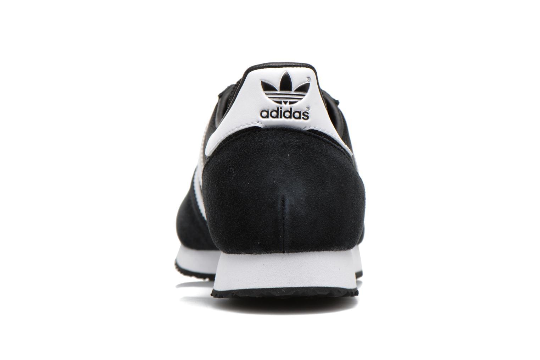 Baskets Adidas Originals Zx Racer W Noir vue droite