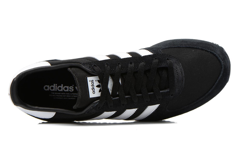 Baskets Adidas Originals Zx Racer W Noir vue gauche