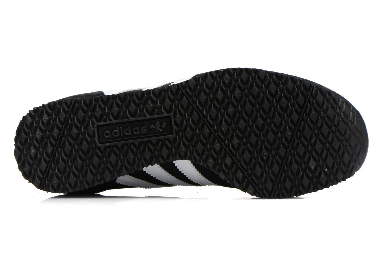 Baskets Adidas Originals Zx Racer W Noir vue haut