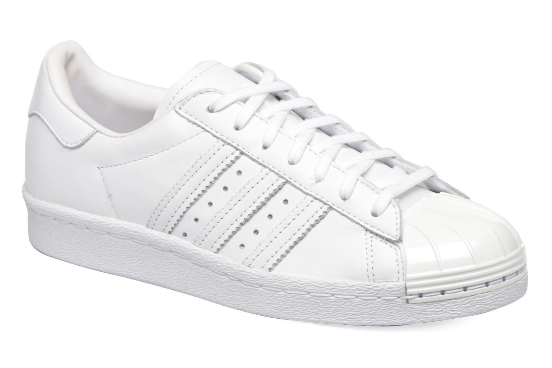 Últimos recortes de precios Adidas Originals Superstar 80S Metal Toe W (Blanco) - Deportivas chez Sarenza