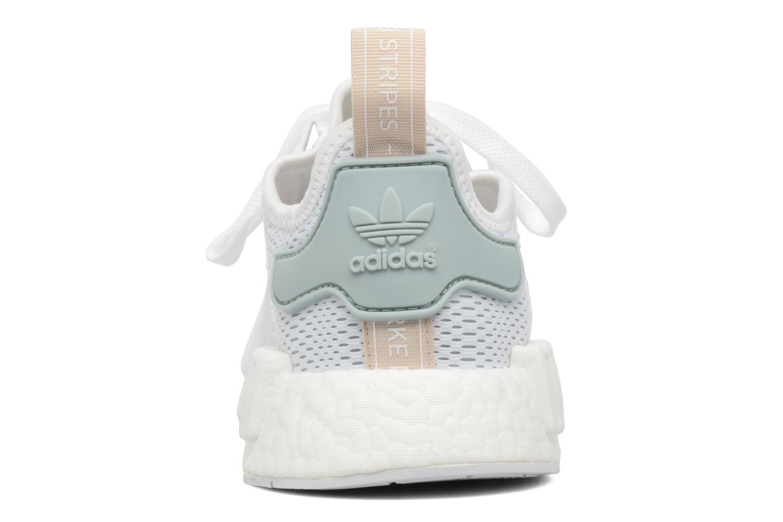Baskets Adidas Originals Nmd_R1 W Blanc vue droite