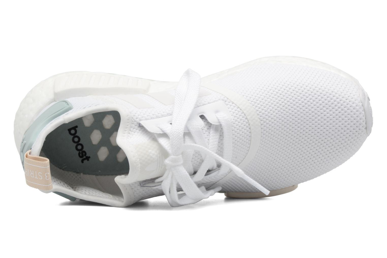 Sneaker Adidas Originals Nmd_R1 W weiß ansicht von links