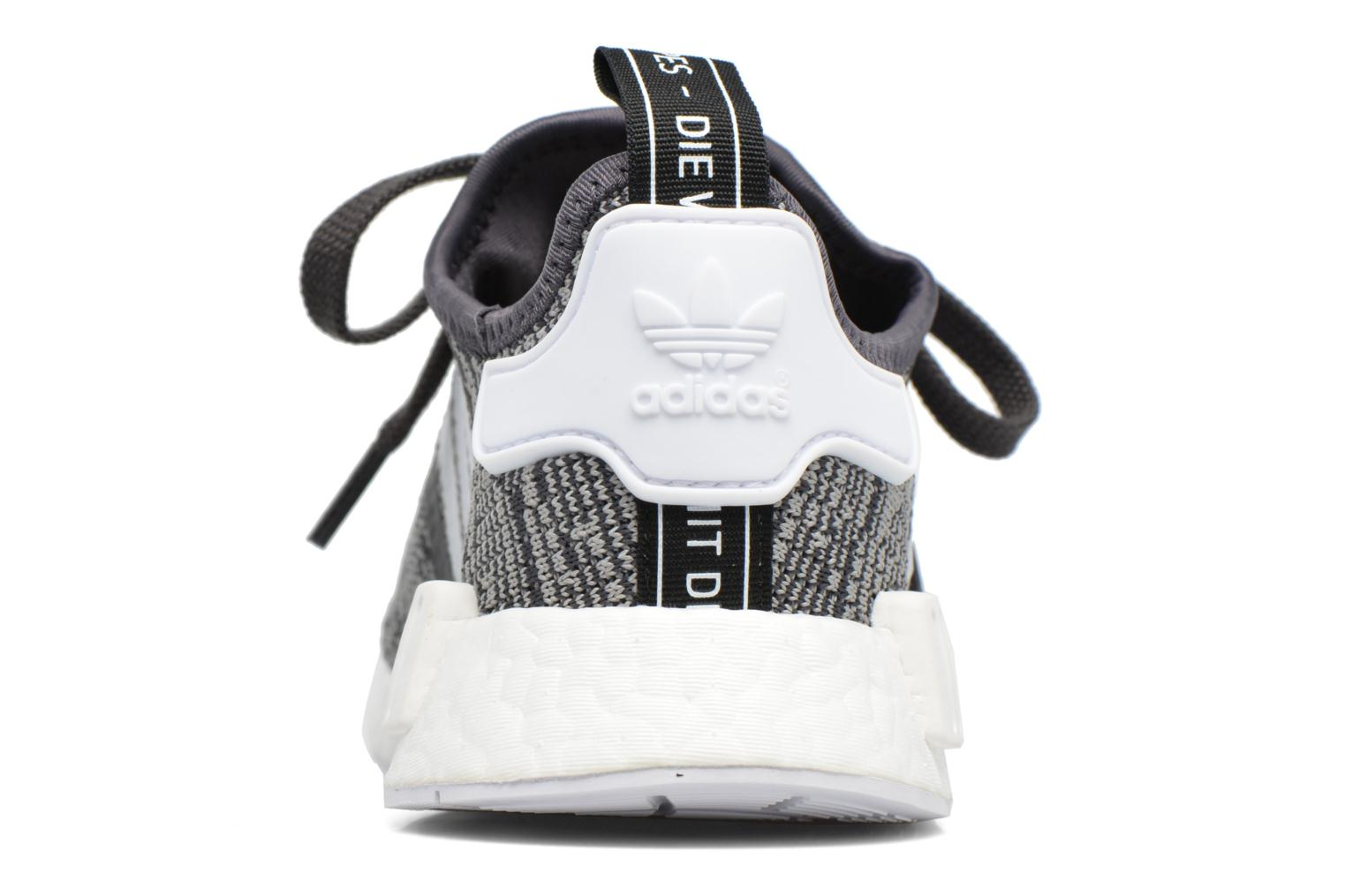 Trainers Adidas Originals Nmd_R1 W Black view from the right