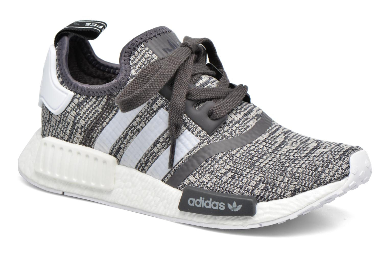 Sneakers Adidas Originals Nmd_R1 W Svart detaljerad bild på paret