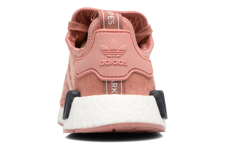 Sneaker Adidas Originals Nmd_R1 W rosa ansicht von rechts