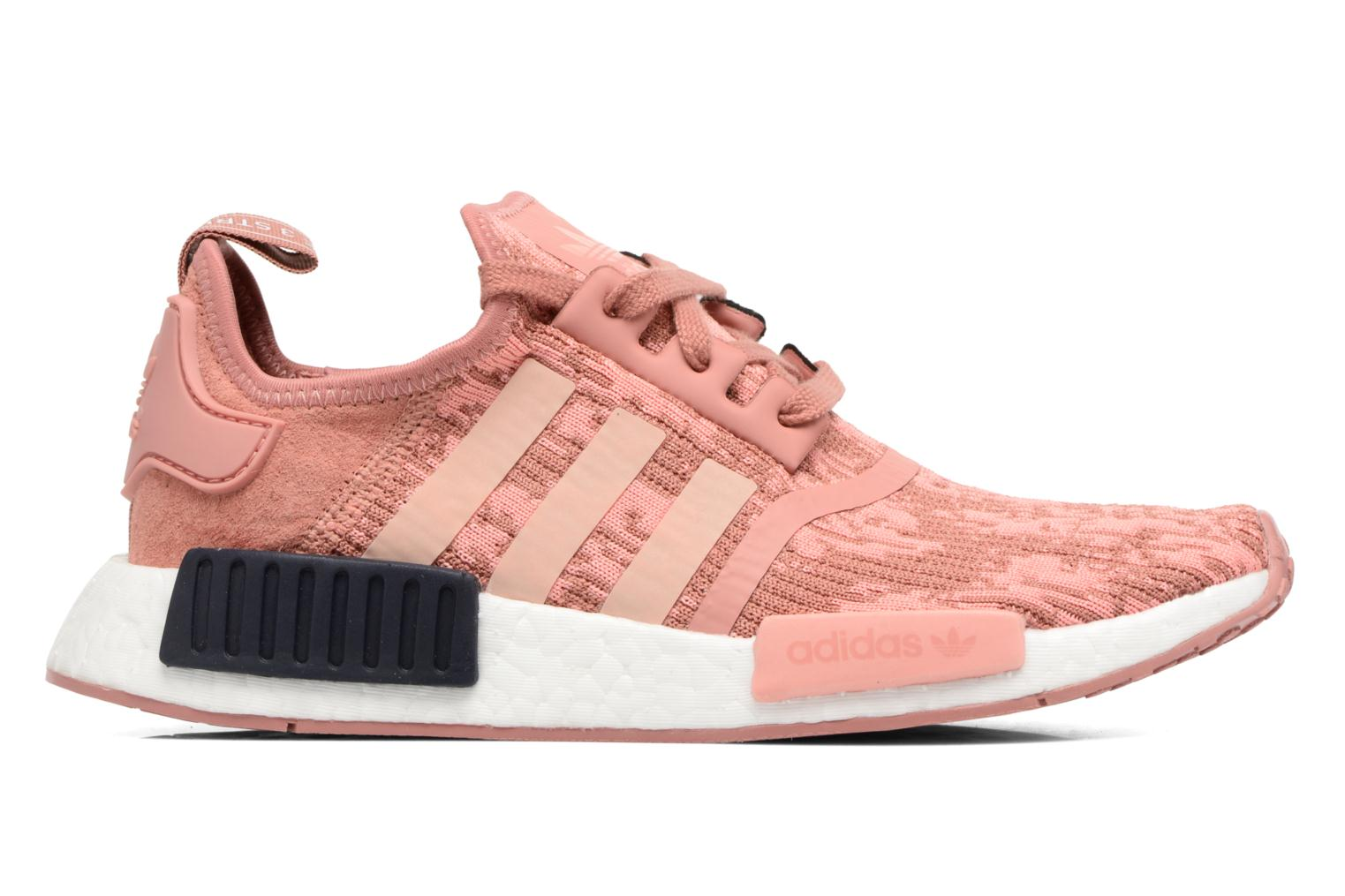 Trainers Adidas Originals Nmd_R1 W Pink back view