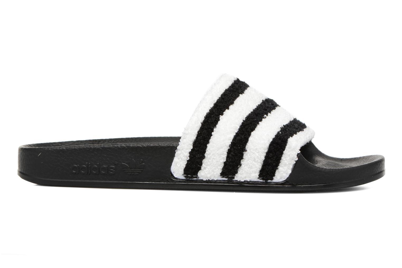Zuecos Adidas Originals Adilette W Negro vistra trasera