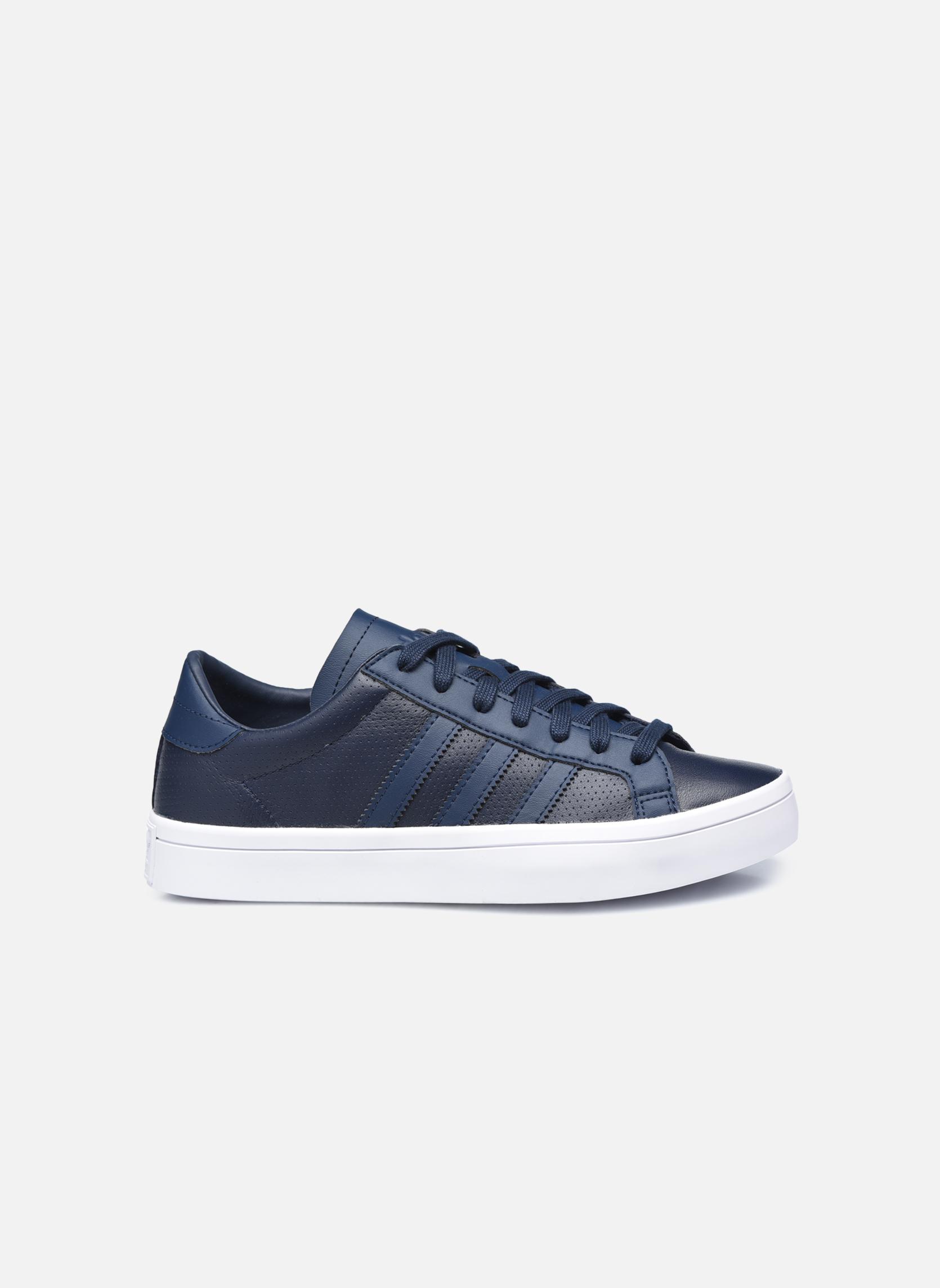 Sneakers Adidas Originals Court Vantage H Azzurro immagine posteriore