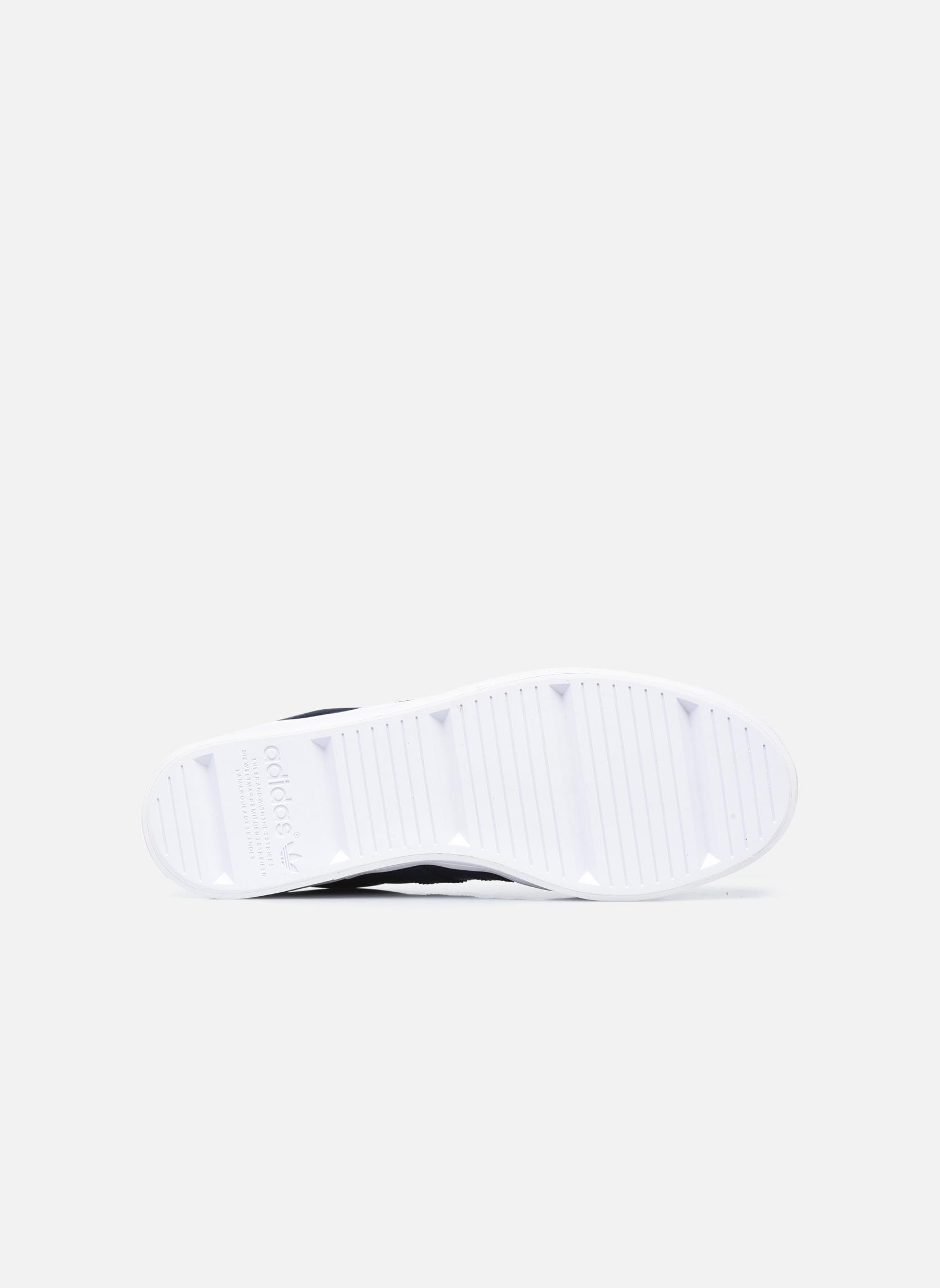 Sneakers Adidas Originals Court Vantage H Azzurro immagine dall'alto